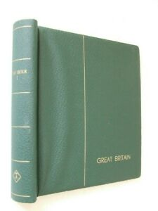 LIGHTHOUSE GREAT BRITAIN GREEN SPRINGBACK ALBUM, EXCELLENT CONDITION