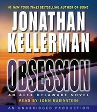Jonathan Kellerman: Obsession No. 21 by Jonathan Kellerman (2007, CD, Unabridged