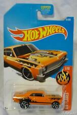 1968 Chevy Nova 1:67 Scale Die-Cast Model From HW Flames by Hot Wheels