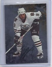 2002-03 BE A PLAYER SIGNATURE SERIES BILL GUERIN 98-99 BUYBACK AUTOGRAPH 53