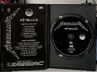 METALLICA - METALLICA - CLASSIC ALBUMS (DVD)