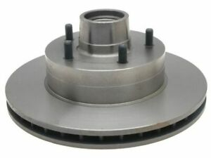 For 1973 Chevrolet Laguna Brake Rotor and Hub Assembly Front Raybestos 81171WB