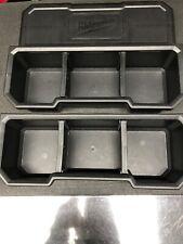 NEW Milwaukee Packout Storage Trays for Medium Tool Box New