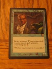 1x Patron Wizard, MP, Odyssey, Wizard Tribal EDH Commander Counter Spells