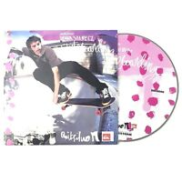Quicksilver Promo Dylan Rieder DVD Skateboard VHS Skate Skateboarding Video