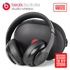 Beats by Dr. Dre Studio 2.0 Wireless Over-Ear Headphones - Matte black - REFURB