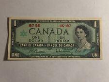 Billet Canada 1 Dollar 1967