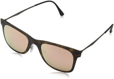 3128c53d51 Authentic RAY-BAN Light Ray Matte Tortoise Sunglasses RB 4210 - 62442Y  NEW