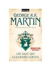 Die Saat des goldenen Löwen / Das Lied von Eis und Feuer Bd. 4 von George R. R. Martin (2011, Taschenbuch)