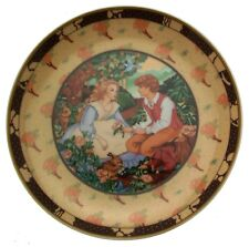 Heinrich Villeroy and Boch Roses Are Red Once Upon a Rhyme series Renee Faure