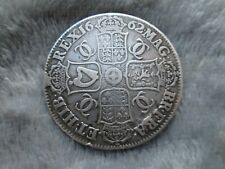1662 CROWN ROSE BELOW BUST GF