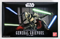 Bandai Star Wars General Grievous 1/12 scale kit 167433