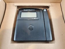 Pyramid Time Clock Timetrax Automated Swipe Card Time Clock System Preowned Ttez