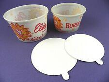 Elsie Borden's Ice Cream Cups - from Unused 1960s Stock