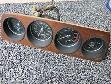 Soportes instrumentos grifería completo BMW e9 2,5cs 2800cs 3,0cs 3,0csi 3,0csl