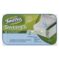 PROCTER & GAMBLE Wet Refill Cloths, Open Window Fresh, Cloth, White, 8x10, 12