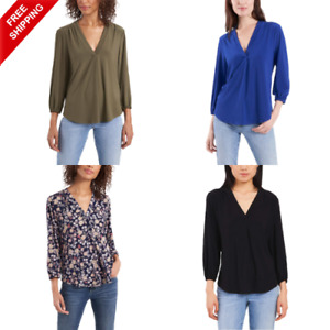 Two by Vince Camuto Ladies' V-Neck Top, Free Shipping