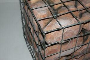 Gabion Baskets 2m x 1m x 0.5m - Retaining Wall Baskets 3mm wire (Pks 1-4)