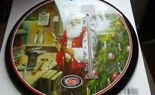 Case Knives PDCAT011 Twas the Night Before Christmas Thermometer with Metal Cons
