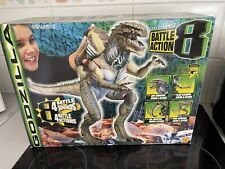 More details for 1998 godzilla electronic battle action 8 heavy hitter toy biz vgc