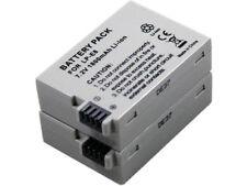 new 2x LP-E8 Battery + Dual Changer for 550D 600D 650D 700D Kiss X4 X7i X6i LPE8