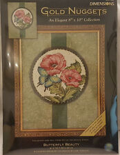 Dimensions Gold Nuggets Butterfly Beauty 35149 Counted Cross Stitch Lory Turoscy