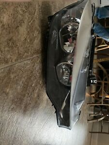 Headlight Assembly BMW 320i XDrive 2012-2015 Right Side (Passenger side)