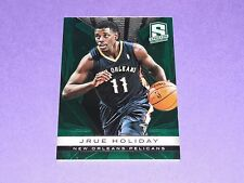 2013-14 Panini Spectra JRUE HOLIDAY #62 Green SP/199 New Orleans PELICANS - UCLA