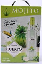 Mojito BiB Cuerpo Mojito 300cl 15% vol Bag in Box Fertig nur kühlen und genießen