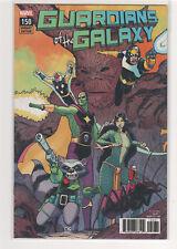 Guardians of the Galaxy #150 Kuder team variant Rocket Groot Gamora Ant-man 9.6