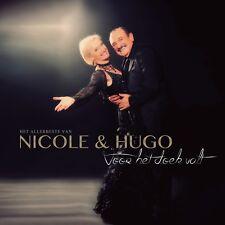 CD NICOLE & HUGO / VOOR HET DOEK VALT (3CD + DVD * NIEUW & GESEALED)