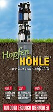 "HopfenHöhle Lift Outdoor Erdloch Bierkühler ""Das Original"" Blitzversand per DHL"