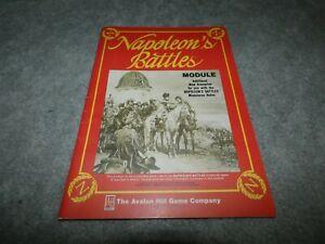 Avalon Hill: Napoleon's Battles: Module 1