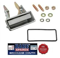 RHF FORD FALCON XB XC OUTER DOOR HANDLE CHROME SUITS SEDAN COUPE VAN UTE