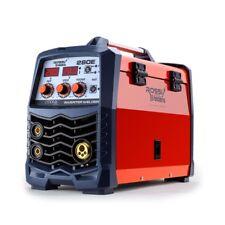 Rossi 280 Amp Gas & Gasless Welding Machine- Eclipse Series 280E