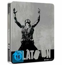STEELBOOK PLATOON OLIVER STONE EN RELIEVE COVER BLU RAY NUEVO