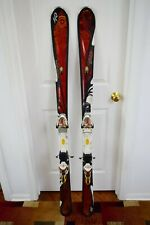 New listing K2 BURNIN LUV SKIS SIZE 153 CM WITH MARKER BINDINGS