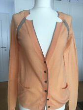 Luxus  Friendly Hunting Damen Frühling Mode Cashmere Strick Jacke Gr. M NEU 199€