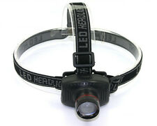 NEW Q5 500 Lumen ZO LED 3-Mode Zoomable Headlamp Head torch US Light Lamp