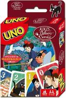 Uno KIKI'S DELIVERY SERVICE ENSKY Card Game from Japan