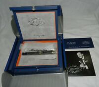 New With Box Frank Sinatra L.E. Fountain Pen by Montegrappa with 18K Gold nib