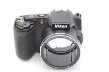 NIKON COOLPIX L120 FRONT COVER W/ FLASH REPLACEMENT REPAIR PART