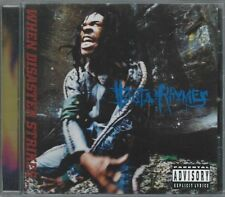 When Disaster Strikes [PA] by Busta Rhymes (CD, 1997, Elektra (Lab