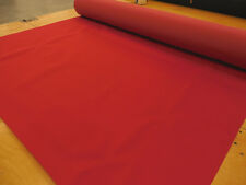 4 Yards 300x600D Red PVC Backed Polyester 12.5 oz. Waterproof FREE SHIPPING!