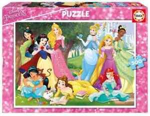 Disney Princesses 500 piece jigsaw puzzle (pl)