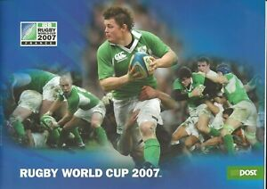 IRELAND 2007 RUGBY WORLD CUP PACK