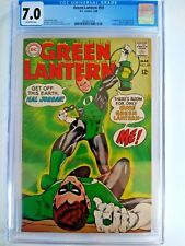 Green Lantern #59 CGC 7.0  1st app. Guy Gardner (NO RESERVE)