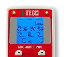 IACER I-TECH Elettrostimolatore MIO-CARE PRO, TENS NEMS E BEAUTY