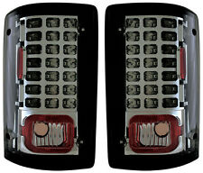 00-05 FORD EXCURSION SMOKE LED TAILLIGHTS TAIL LIGHTS