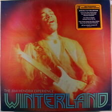 THE JIMI HENDRIX EXPERIENCE Winterland 180 Gram 8x VINYL LP RECORD [NEW] SEALED
